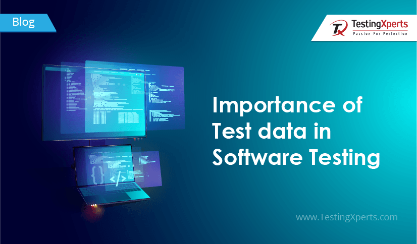 Importance of Test data in Software Testing