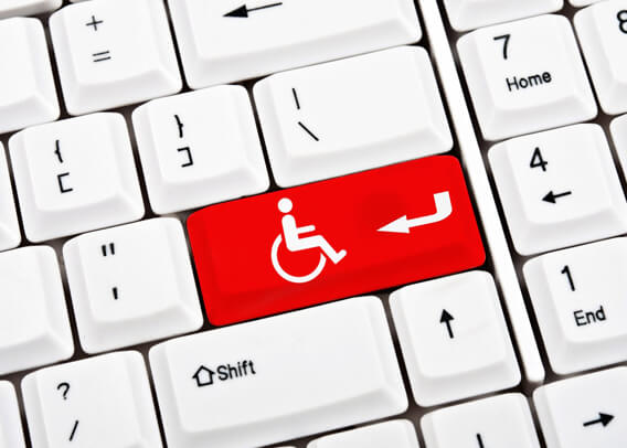 Web Accessibility testing services