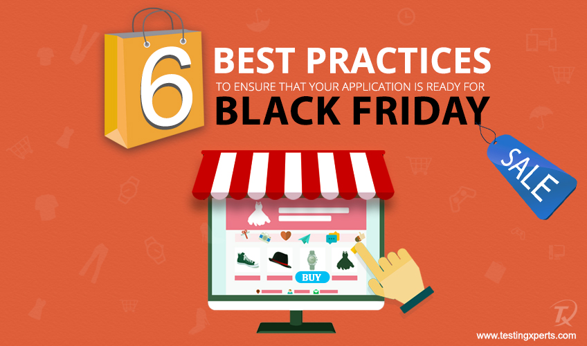 6 Best Performance Testing Practices For Black Friday