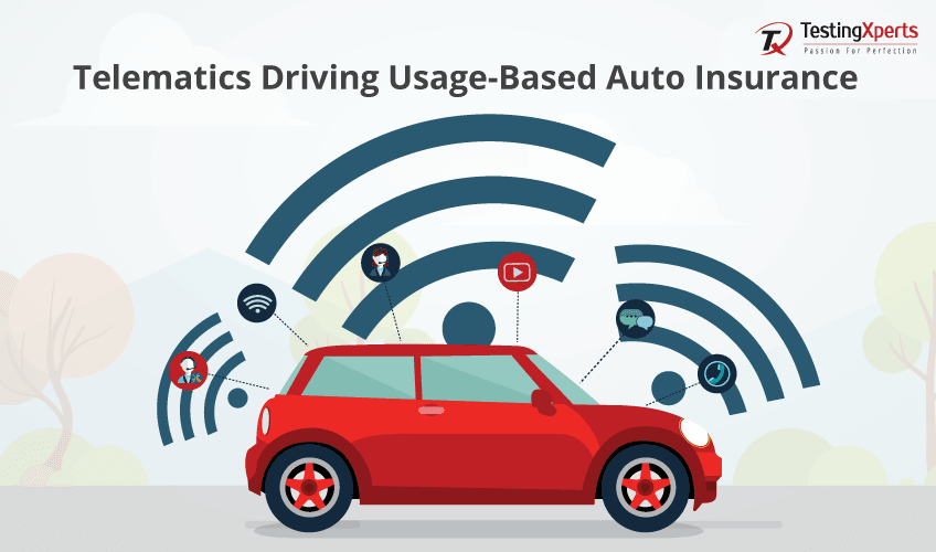 Telematics Driving Usage-Based Auto Insurance