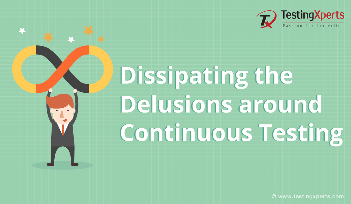 Dissipating the Delusions around Continuous Testing [INFOGRAPHIC]