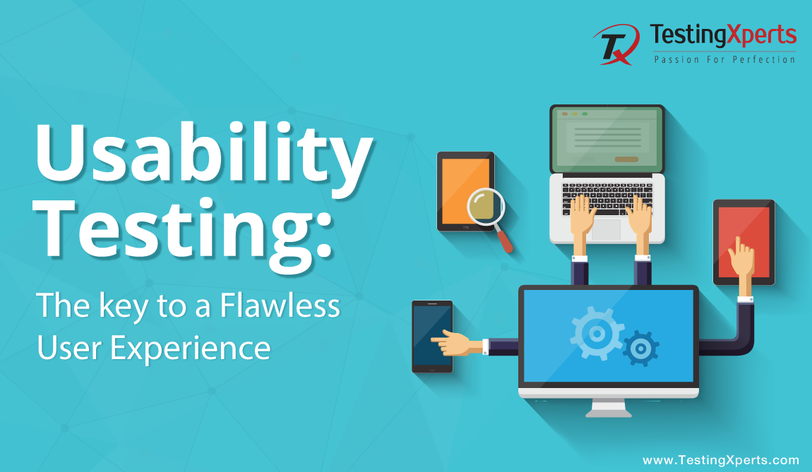 Usability Testing- Road to Digital Transformation