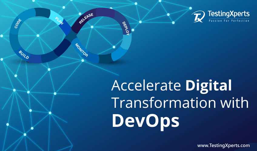 Accelerate Digital Transformation with DevOps