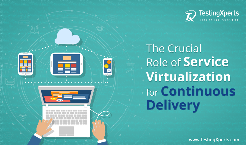 The Crucial Role of Service Virtualization for Continuous Delivery