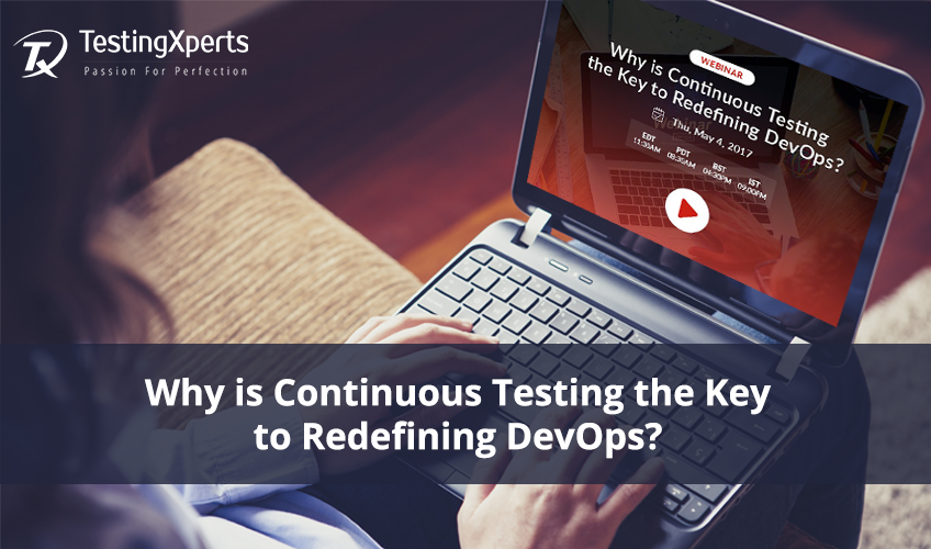 Why is Continuous Testing the Key to Redefining DevOps
