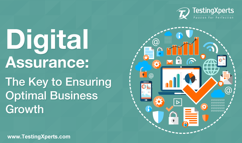 Business Growth With Digital Assurance Testing