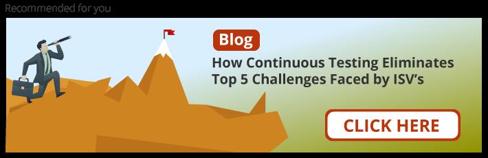 ISV Challenges