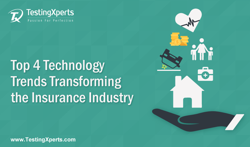 Software Testing technology trends transforming the Insurance Industry