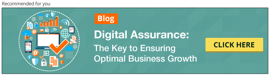 Digital Assurance & Transformation Testing