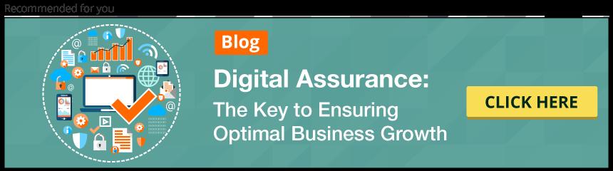 Digital Assurance & Transformation Testing