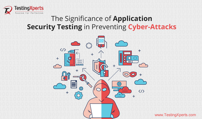 Application Security Testing in Preventing Cyber-Attacks