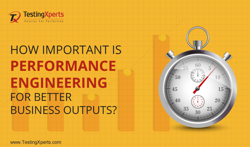 Performance Testing for Better Business Outputs