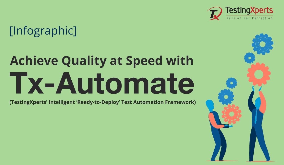 Achieve Quality at Speed with 'Tx-Automate'