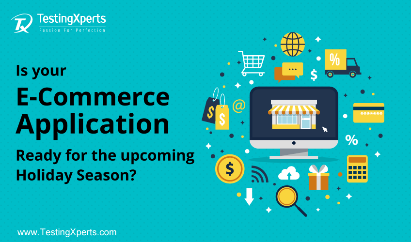 Performance testing of E-commerce Applications for Holiday Season