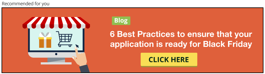 Software testing practices ensure that application is ready for Black Friday