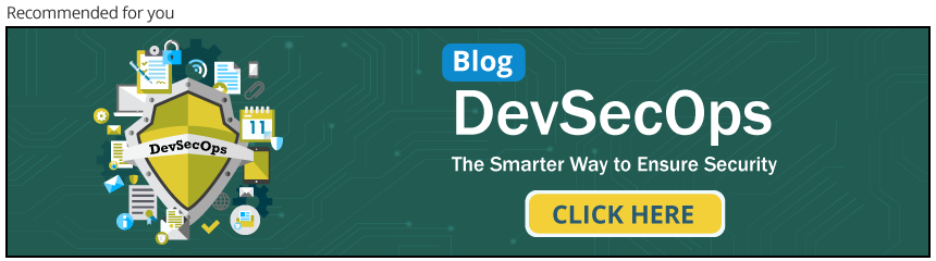 Ensure security with DevSecOps