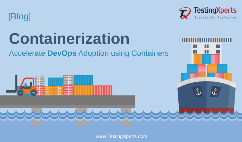Accelerating DevOps Adoption Using Containers