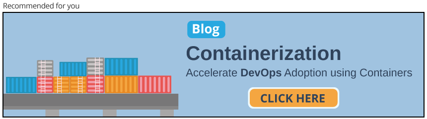 Agility and Reliability in software testing Improve Software Testing and Devops with Containerization