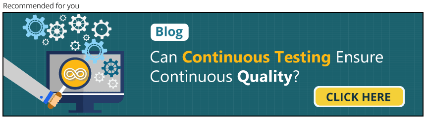 continuous testing service