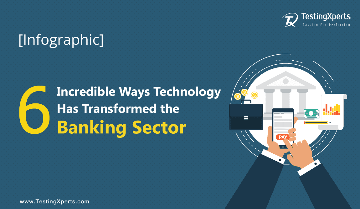6 Incredible Ways Technology Has Transformed the Banking Sector