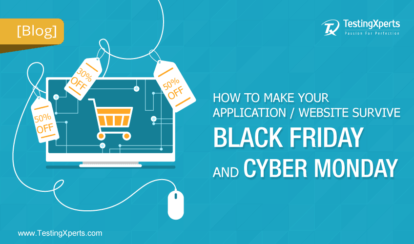 How to make your Application Survive Black Friday and Cyber Monday?