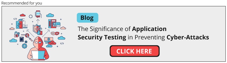 Importance of application security testing in preventing cyber-attacks