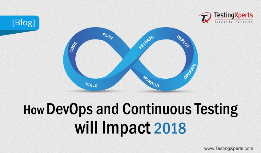 How DevOps and Continuous Testing will Impact 2018