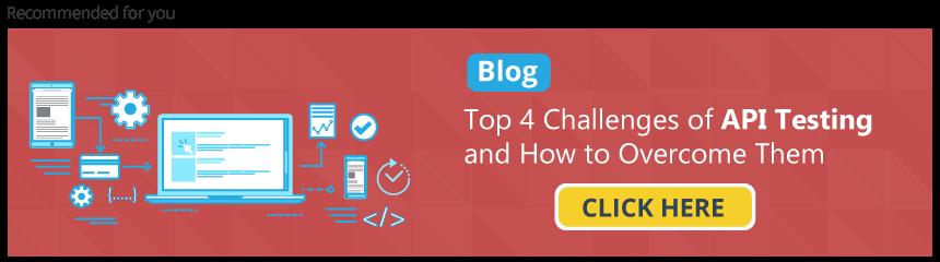 API Testing challenges
