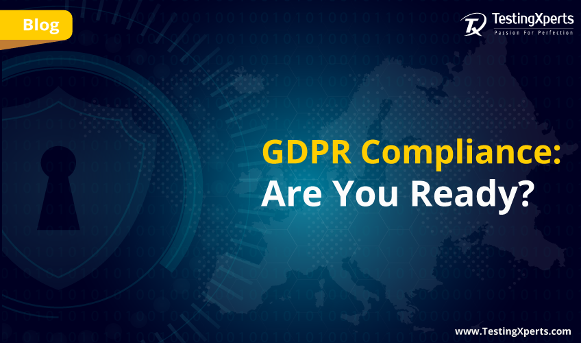 GDPR Compliance and QA Testing Services