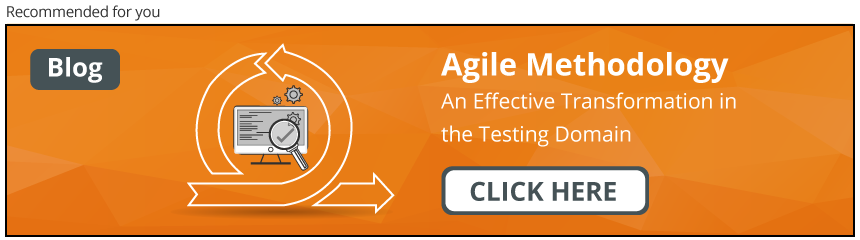 Agile Methodology in software testing Domain