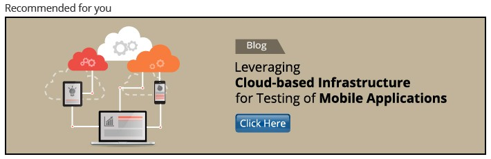Cloud Based Mobile Software Testing Services