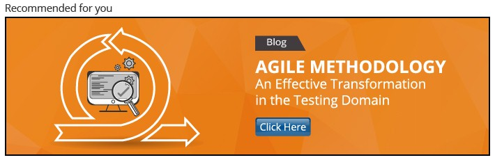 Role Of Agile Methodology In Software And QA Testing Domain