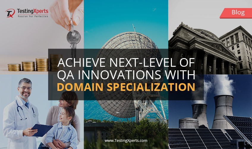 Achieve Next-Level of QA Innovations with Domain Specialization