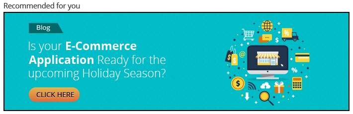 Get Your E-Commerce App Ready For Holiday season with Performance testing