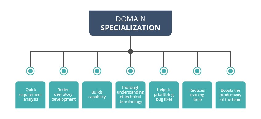 Domain Specialization Testing Services