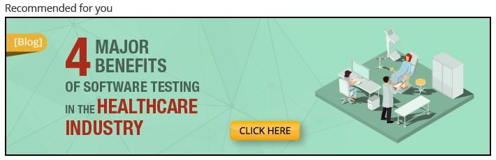 healthcare app testing
