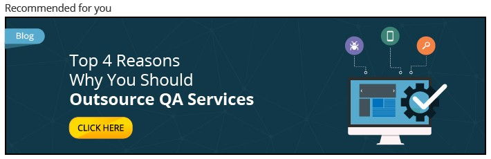Outsourced QA Services