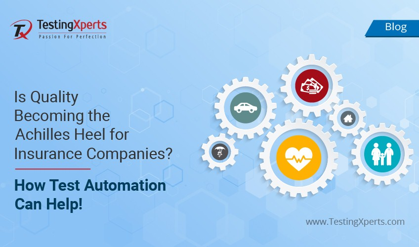 Insurance Industry Automation Testing Services