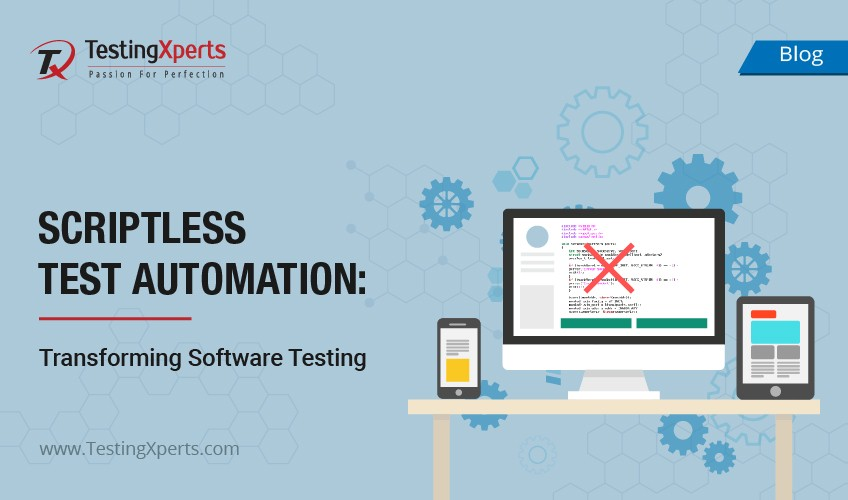Scriptless Automation Testing Services