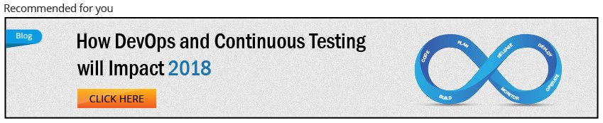 Continuous testing services & DevOps impact on QA testing