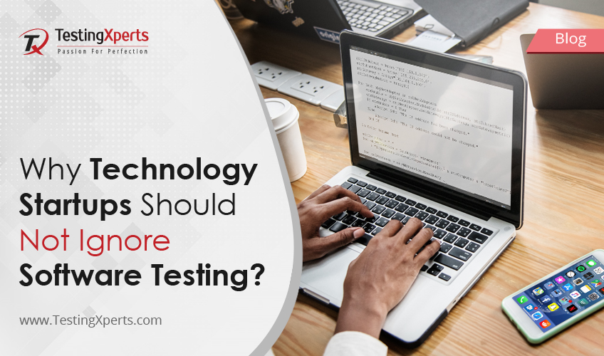 Software testing services for startups