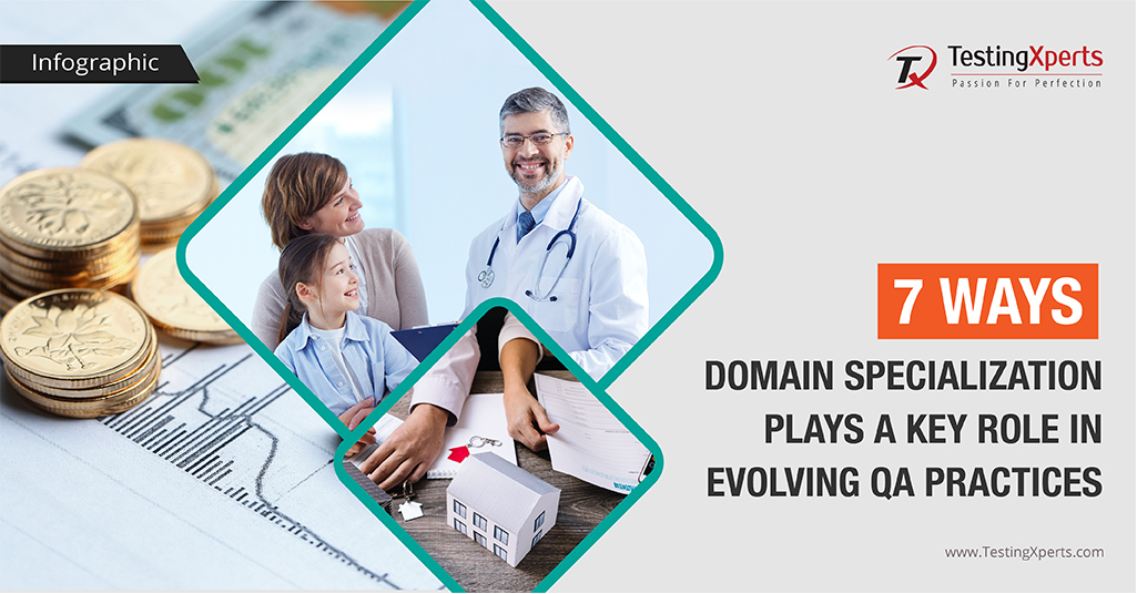 7 WAYS DOMAIN SPECIALIZATION PLAYS A KEY ROLE IN EVOLVING QA PRACTICES