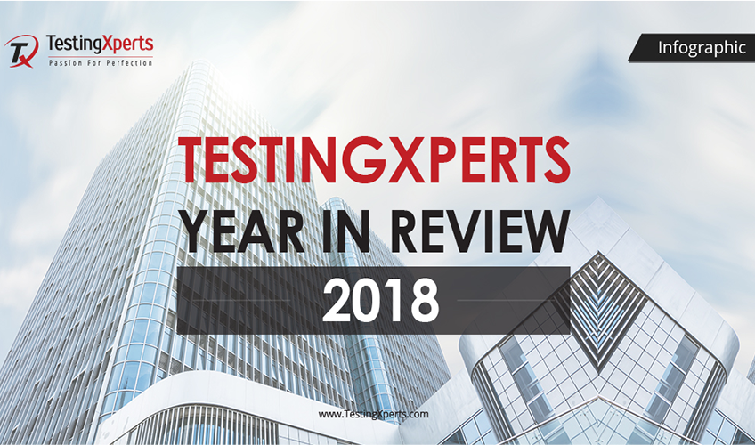 TESTINGXPERTS YEAR IN REVIEW 2018