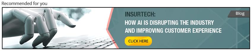 insurtech: Artificial intelligence in insurance sector