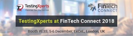 FinTech Connect – London, UK (December 5-6, 2018)