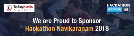Hackathon Navikarnam 2018 – Chandigarh, India (July 21-22, 2018)