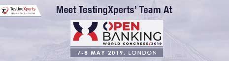 Open Banking World Congress, London, UK (May 7-8, 2019)