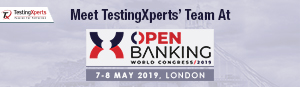 TestingXperts at Open Banking World Congress