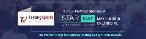 STAREAST – Orlando, FL (May 1-6, 2016)
