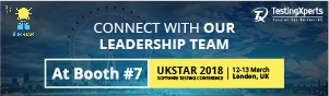 UKSTAR Conference – London, UK (March 12-13, 2018)